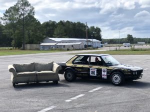 Wreck Racing's Turbo V8 BMW takes third at 2019 $2000 Challenge!